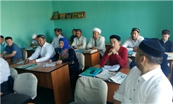 ائمه مساجد قزاقستان برای مبارزه با افراطگرایی آموزش میبینند