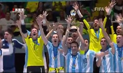 فیلم/ خلاصه فینال جام جهانی فوتسال