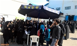 ثبتنام 43 حامی طرح اکرام در مراسم شیرخوارگان حسینی