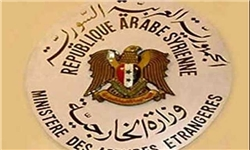 دمشق خواستار پایان حضور غیرقانونی نیروهای آمریکایی در سوریه شد