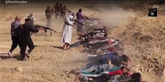 داعش و بازنشر تصاویر جنایت اسپایکر عراق؛ روحیهبخشی با خونآشامی
