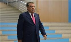 رئیس جمهور تاجیکستان به هند سفر میکند