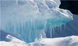 قطب جنوب ۳ تریلیون تن یخ از دست داد
