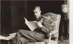 تفأل محمدرضا پهلوی به حافظ در آخرین روزهای سلطنت