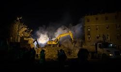 جزئیات تکمیلی آتشسوزی انبار موادغذایی در ساری
