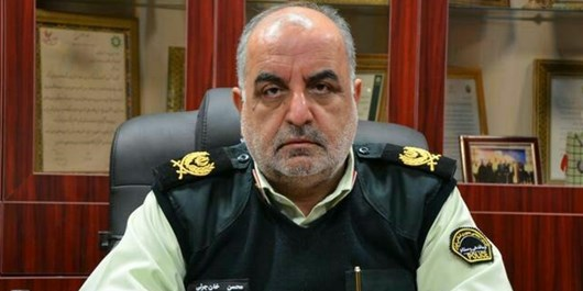 دستگیری آدمربایان در شهرستان شهریار