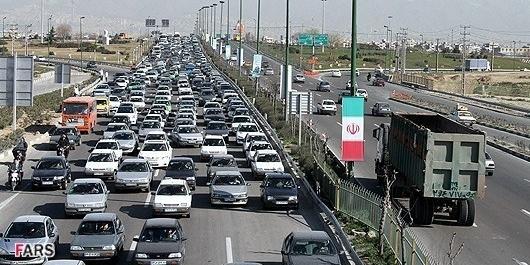شناور شدن ساعت کاری تاثیری در ترافیک مهر نداشت/توقف سوبله در مقابل مدارس