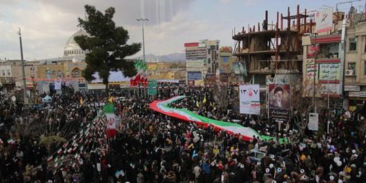 آمریکا جرأت حمله به ایران را ندارد/22 بهمن الگوی اطاعت از رهبری است