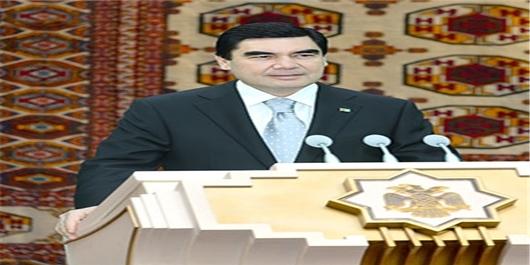 بردی محمداف: همکاریهای 5 جانبه در خزر را ادامه میدهیم