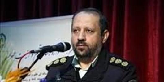مانور کنترل اغتشاشات احتمالی در زندان تبریز