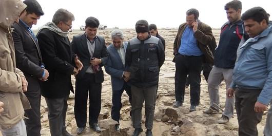 طمع سودجویان در محوطههای تاریخی ریگان/ریگان فاقد اداره میراث فرهنگی است