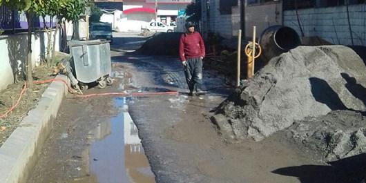 افزایش نارضایتیهای شهروندان محمودآبادی از شهرداری