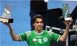 تبریک شمسایی به تیم ملی فوتسال جوانان پس از قهرمانی در آسیا