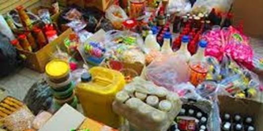 معرفی فرآوردههای غذایی غیر مجاز در همدان