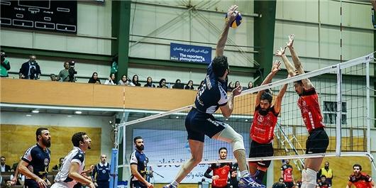 اعلام برنامه مرحله پلیآف لیگ والیبال نوجوانان و جوانان مازندران