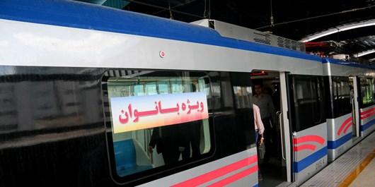 روزانه 4 هزار مسافر تبریزی  برای سفرهای درون شهری خود از مترو  استفاده میکنند