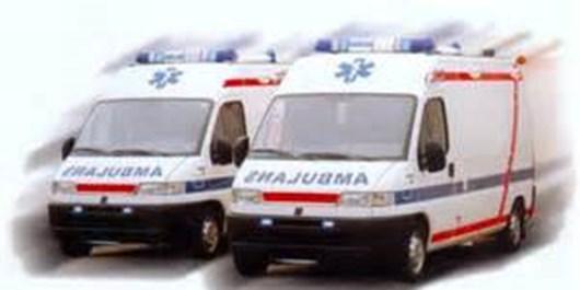 2 دستگاه آمبولانس مجهز از گلستان به لرستان اعزام شد