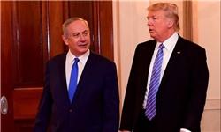 نتانیاهو: باید جلوی ایران را که شعار مرگ بر اسرائیل و آمریکا میدهد، بگیریم