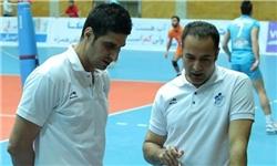 رضایی مربی تیم ملی والیبال ایران شد