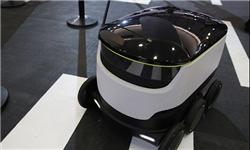 «رباتها» جایگزین پیکهای موتوری میشوند+تصاویر