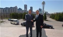 مشارکت استراتژیک محور مذاکرات وزرای خارجه تاجیکستان و قزاقستان