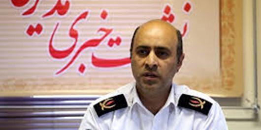 3 عملیات اطفاء حریق در همدان انجام شد