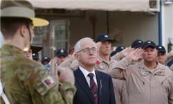 نخستوزیر استرالیا بر حمایت از نیروهای امنیتی افغانستان تاکید کرد