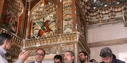 28 کارگاه بازسازی و مرمت میراث فرهنگی در آذربایجانشرقی فعال است/ بهرهبرداری از موزه مطبوعات تبریز در آینده نزدیک