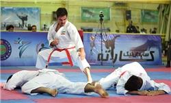 نشان برنز محمدییکتا در رقابتهای کاتای انتخابی تیم ملی