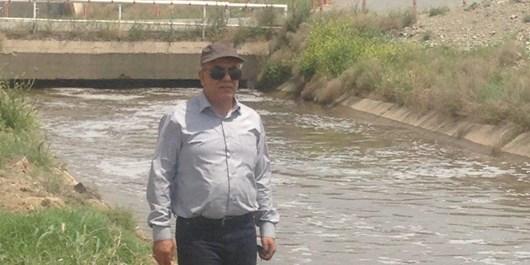آب سد ماملو به دشت ورامین جاری شد