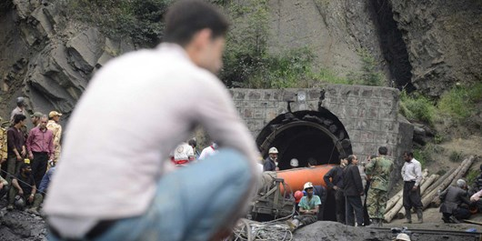 انفجار معدن پیشروی برای آواربرداری را با مشکل مواجه کرده است