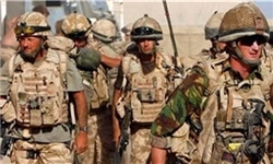 100 نظامی تازه نفس انگلیس عازم افغانستان میشوند