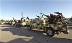 نیروهای حفتر کنترل محلهای در مرکز بنغازی را بدست گرفتند