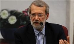 تاکید لاریجانی بر همکاری دولت و مجلس برای ساماندهی بازار