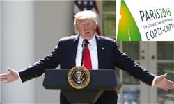 چرا رئیس جمهور آمریکا با توافقنامه پاریس مخالفت کرده است؟