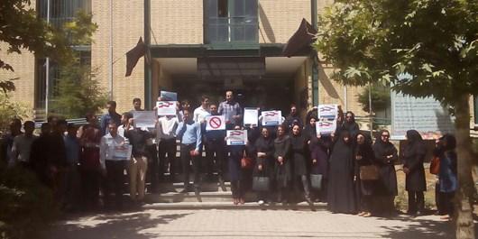 صندوق رفاه دانشجویی به دنبال ارائه تسهیلات بیشتر است/ پیگیر مطالبات دانشجویان معترض هستم