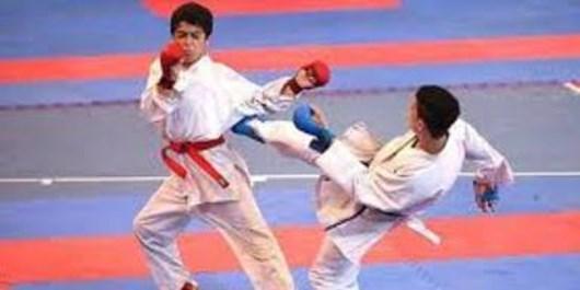 برگزاری مسابقات کاراته جام شهدای مدافع حرم لرستان در پلدختر
