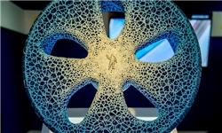 تولید تایر هوشمند ماشین با چاپگر سه بعدی
