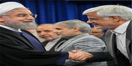 ماه عسلی که اصلاحطلبان میخواهند انکارش کنند/ فدائی دولتیم؛برویم دست روحانی و ظریف را ببوسیم + فیلم و عکس
