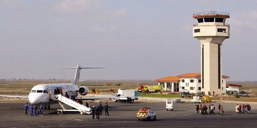 پروازهای عتبات از فرودگاه بیرجند برقرار شد
