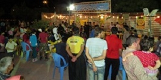 استقبال چشمگیر مسافران و گردشگران از طرح تفرجگاه تعالیبخش در پارک ساحلی یاسوج