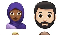 اپل ایموجی «حجاب» و «محاسن» منتشر کرد