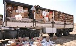 توقیف کالای قاچاق میلیاردی در آذرشهر