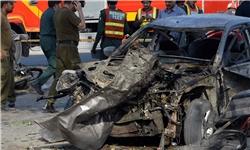 ۷۶ کشته و زخمی در حمله انتحاری لاهور+تصاویر