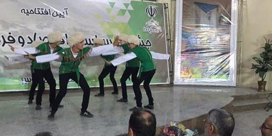 جشنواره ملی روستاهای کشور آغاز به کار کرد