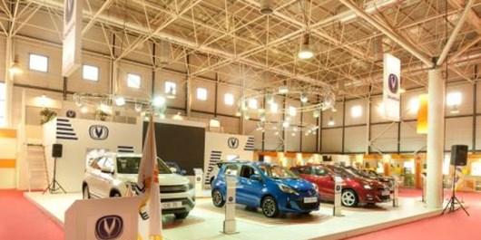 بهترینهای خودروسازی در اصفهان/ رونمایی از آخرین محصولات چند شرکت خودروسازی