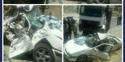 میزان تصادفات در گلستان افزایش یافت/ رانندگان قوانین راهنمایی و رانندگی را رعایت کنند
