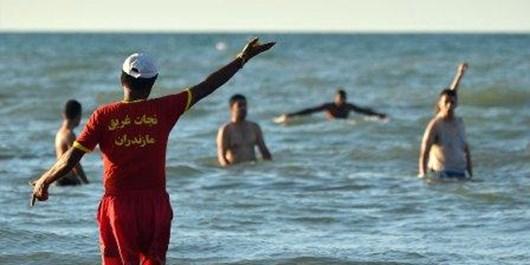 پایان طرحهای سالمسازی دریا در مازندران/ نجات 4 هزار و 959 نفر از غرقشدن در دریا