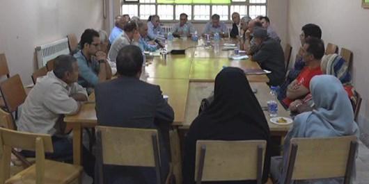 انجمن ادواری شعر چهار شهرستان استان اردبیل در نیر برگزارشد