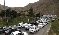 مسافران بازگشت خود را به ساعات پایانی تعطیلات تابستانی موکول نکنند/ ترافیک در جادههای البرز روان است